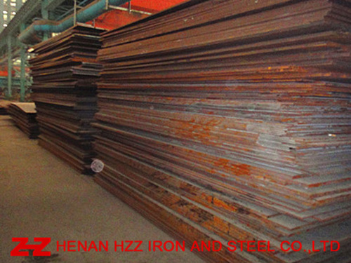 High-alloy Steel Plate